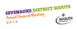 Sevenoaks District AGM 17/6/14