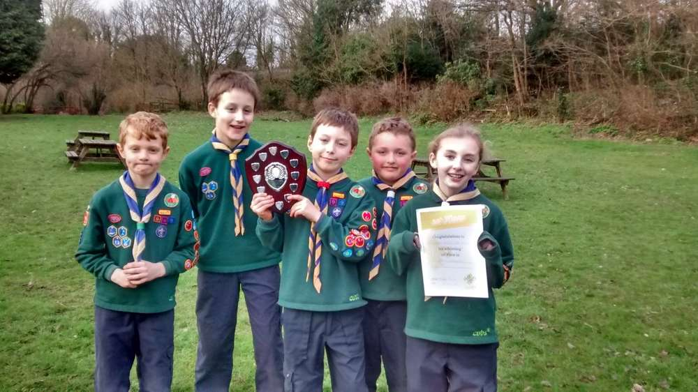 Cub Scouts Quiz and Challenge