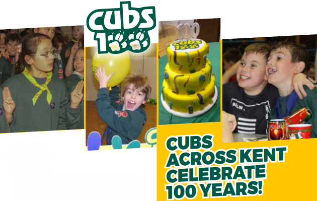 Cubs 100 edition of Across Kent out now