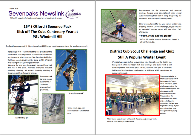 March Newslink is here