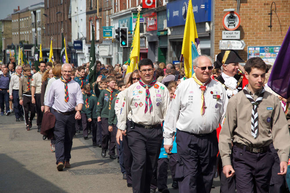 St George's Day Parade photos are here