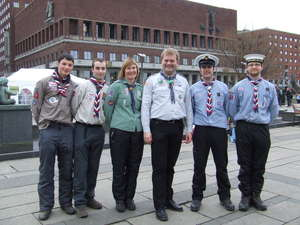 Chief Scouts of Norway